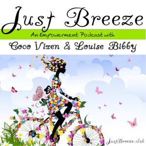 Podcast Title Cover Art - JustBreeze -bike